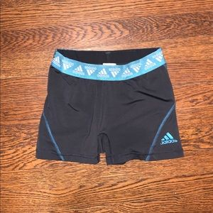 Adidas Compression Shorts